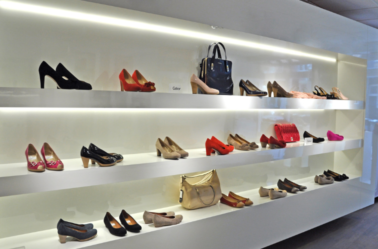 shoes cabinet lighting