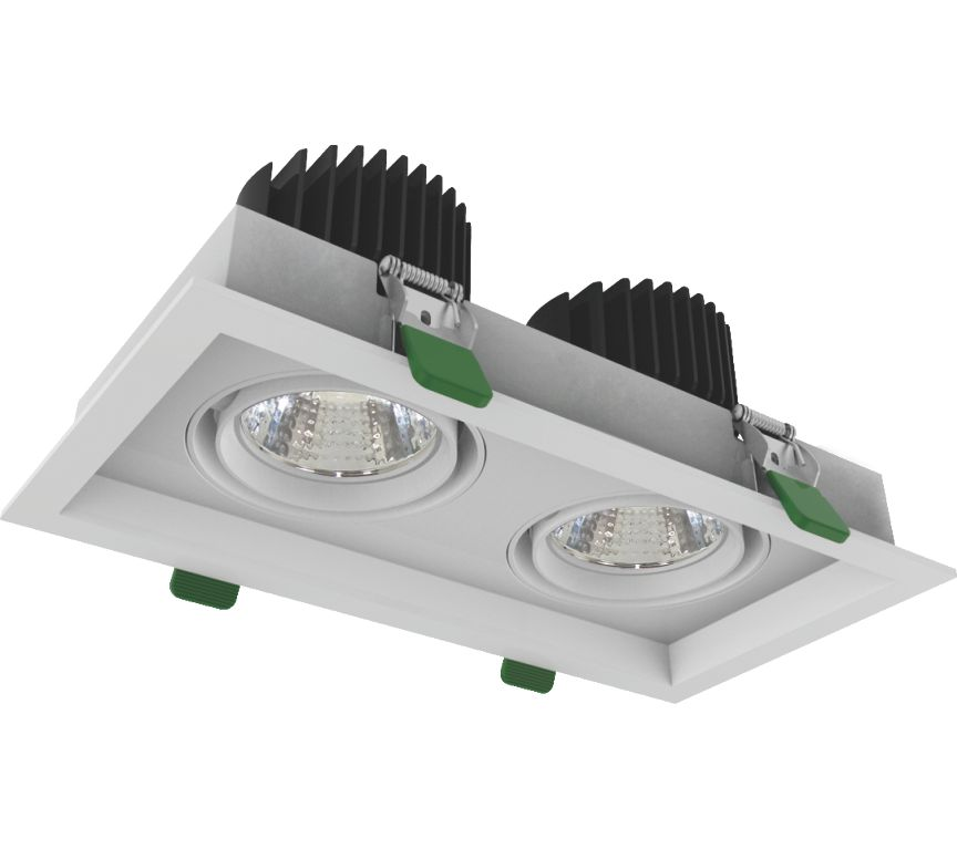 24W LED Grille light